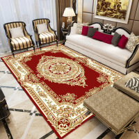 【年货节限时狂欢】幸阁现代加厚欧式复古风格水洗地毯 客厅茶几沙发床边地毯