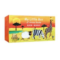 我的动物书【英文原版】My Little Box of Animal Books