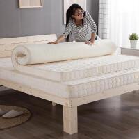 记忆棉床垫1.5m1.8米双人1.2米床学生可折叠榻榻米床褥子海绵垫被