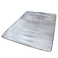 户外帐篷垫铝膜潮垫加大加厚潮垫地垫野营野餐垫睡垫
