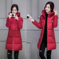 冬装韩版15高中13初中学生少女中长款14-16岁女孩外套学院风