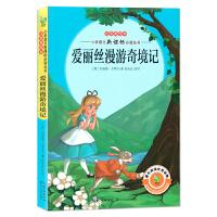 正版 爱丽斯漫游奇境记 注音美绘本 小学语文新课标阅读丛书 6-8岁一二三年级小学生课外阅读世界名著系列
