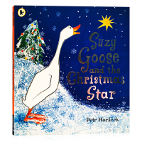 捷克�L本大��Petr Horacek�K西�Z和圣�Q星 Suzy Goose and the Christmas Star英