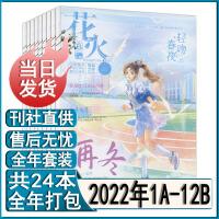花火杂志2021年4A/4B/5A/5B/6A/6B/7A/7B/8A/8B/9A/9B/10A共13本打包4月/5月/