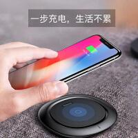 Baseus倍思 qi通用手机无线充电器 安卓/苹果贴片 三星S6 EDGE 圆形NOTE5 Nexus6