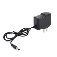 户外智能18650锂电池充电LED强光手电筒直充 双指示灯