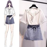 安妮纯白色小清新连衣裙女款春春装2020款女时尚小个子打底流行夏