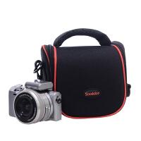 索尼微单相机包可爱ILCE-a6000L A6300 a5000a5100M100M1