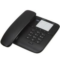 集怡嘉(Gigaset)原西门子品牌 6005办公座机 家用电话机 黑色/白色