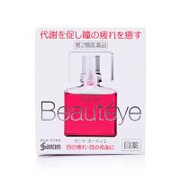 【网易考拉】santen 参天 Beauteye眼药水 带玫瑰花香 12毫升
