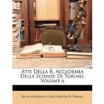 【预订】Atti Della R. Accademia Delle Scienze Di Torino, Volume