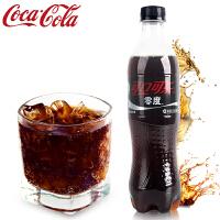 现货 可口可乐coca-cola零度可乐汽水畅饮碳酸饮料批发瓶装500ML