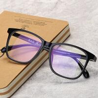 复古眼镜框架女男韩版潮大小框成品眼镜配眼睛文艺