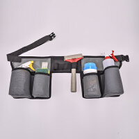 工具腰带保洁员服务员腰包清洁卫生收纳包物业展会多功能工具包袋 款式九(TYT9)