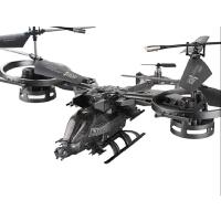 遥控飞机直升机耐摔充电耐摔战斗机玩具初学者