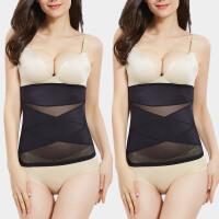 产后收腹带衣服减肚子薄款塑形美体无痕束腰封腰夹顺产女