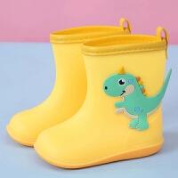 �和�雨鞋男童女童����雨靴1-6�q小童�盒『⒛z鞋�p便防滑