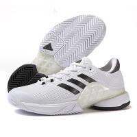 adidas阿迪达斯男鞋网球鞋2018年新款运动鞋BA9072