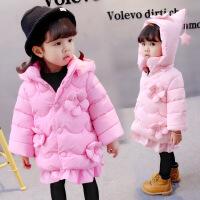 女童棉衣宝宝冬季衣服3女1一2岁7小棉袄女宝冬款儿童冬装