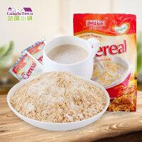 新加坡金祥麟原味麦片300g(10小袋)速溶即食营养进口早餐麦片