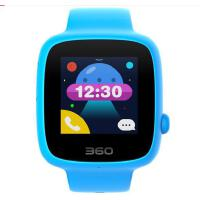 360儿童电话手表 彩色触屏版 防丢防水GPS定位 儿童手机 360儿童手表SE 2代 W608 智能彩屏电话手表 天
