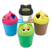 婴儿花洒浴勺水勺 宝宝洗澡沐浴儿童洗头杯洗发杯戏水瓢水瓢水舀