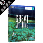 Great Writing 1 Text with Online Access Code 1级别美国本土中学教程 英文