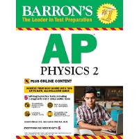 英文原版 巴朗AP物理2 Barron's AP Physics 2: With Bonus Online Tests