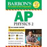 英文原版 巴朗AP物理2 Barron's AP Physics 2: With Bonus Online Tests