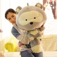 毛绒玩具公仔大号熊猫娃娃抱枕生日礼物圣诞节情人节礼物女