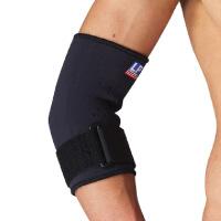 LP欧比护肘复合式肘关节护套723 骑行自行车加长护臂运动护具 单只