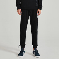 adidas阿迪达斯NEO2018新款男运动休闲长裤DU2428