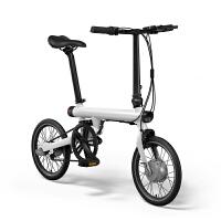 Xiaomi/小米 米家电动助力折叠自行车约16英寸男女代步车迷你轻便