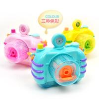 泡泡相机 灯光音乐电动泡泡照相机 儿童吹泡泡玩具儿童玩具