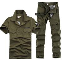 自由骑士户外套装男野战迷彩夏季特种兵作训服登山军训服军迷服饰