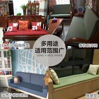 45D高密度海绵沙发垫定做加厚加硬红实木飘窗坐垫床垫子订制重体 定做链接(联系客服报价)