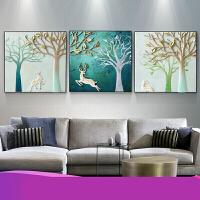 客厅装饰画沙发背景墙画3D立体浮雕画餐厅卧室书房墙壁画走廊玄关挂画 cm