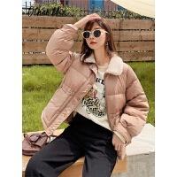七格格羽绒服女白鸭绒2019新款冬季韩版外套长袖时尚学生宽松上衣