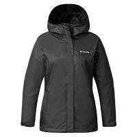 DS 2018秋冬新品哥伦比亚(COUBIA)冲锋衣女户外防水透气单层外套RR2436