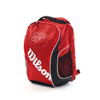 Wilson/威尔胜Wilson Federer系列 双肩背包 网球包 WRZ833496