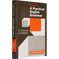 英文原版工具书 Oxford A Practical English Grammar 英文版 牛津实用英语语法 正版进