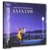 正版 爱乐之城 La La Land OST 电影原声带CD音乐歌曲光盘碟片