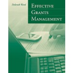 【预订】Effective Grants Management