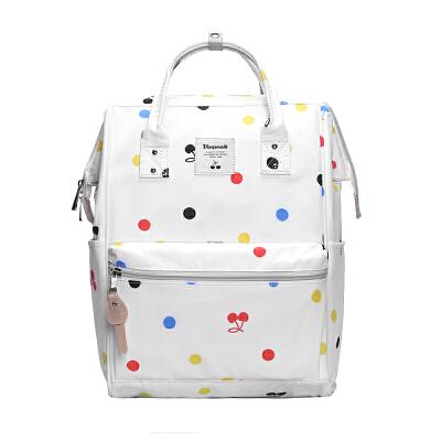 高中生书包女双肩包学生韩版旅行背包女时尚百搭il 白色 一般在付款后3-90天左右发货,具体发货时间请以与客服协商的时间为准