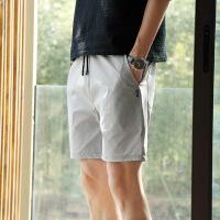 2018夏季男士休闲裤短裤韩版潮流五分裤沙滩裤学生男裤子大码简约