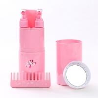 旅行创意旅游用品便携分装瓶套装洗发水牙刷洗漱出差男女