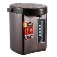 九阳 K40-P05 九阳电热水瓶家用4L保温电水壶三段保温 安全解锁 四重安全保护 茶色