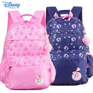 Disney/迪士尼 白雪公主女童小学生3-6年级双肩休闲书包PL0179