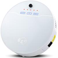 家卫士/扫地机器人全自动超大电量吸尘器家用吸小米粒擦地拖地扫一体机718F/