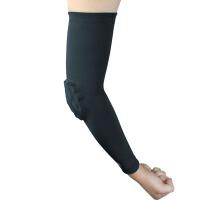 跑步骑行护肘篮球护手臂光滑排气透汗防滑舒适加长保暖运动护臂运动护具
